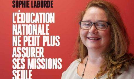 Causeur Sophie Laborde-Balen
