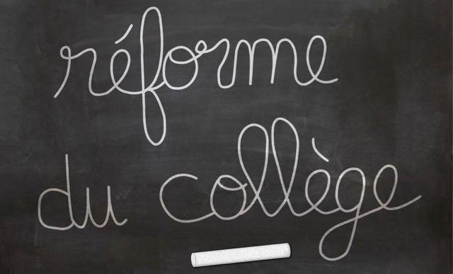 orientation et réforme du collège