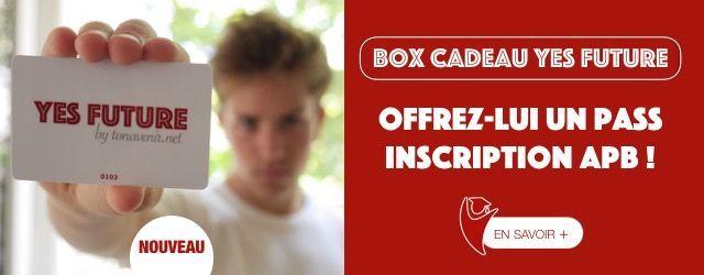box cadeau Yes future