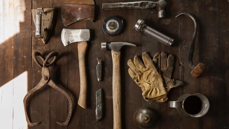 les métiers de l'artisanat