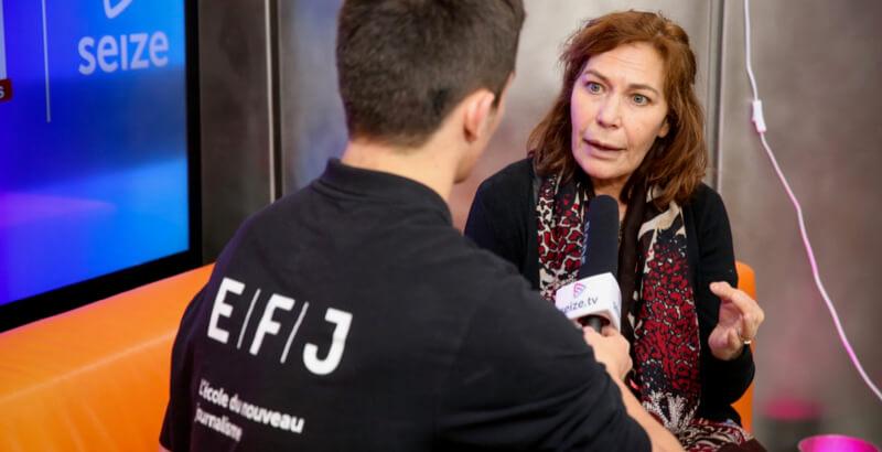 formation journaliste efj