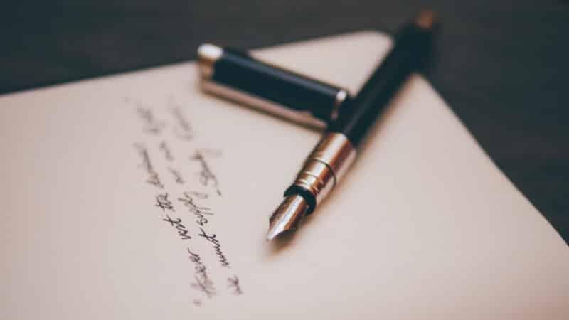 lettre de motivation parcoursup