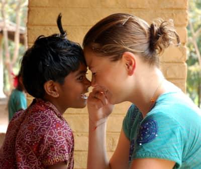 Humacité en Inde