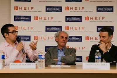 conférence HEIP