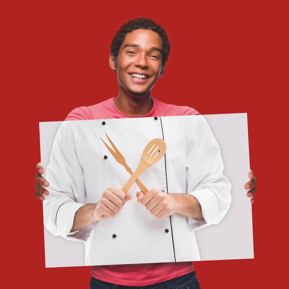 devenir cuisinier