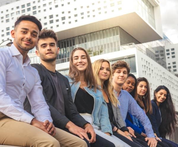étudiants paris school of business
